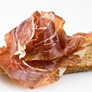 Iberian Acorn Shoulder Ham (20 months of curation)