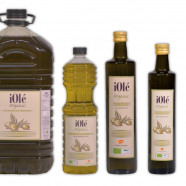 Extra Virgin Olive Oil. iOlé-Organic