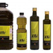 Extra Virgin Olive Oil. iOlé-Summum