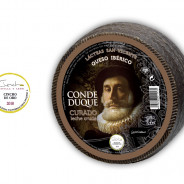 Conde Duque Cured Iberian cheese